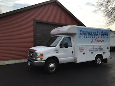 Tomaszek & Sons Plumbing, Heating & Pumps, LLC